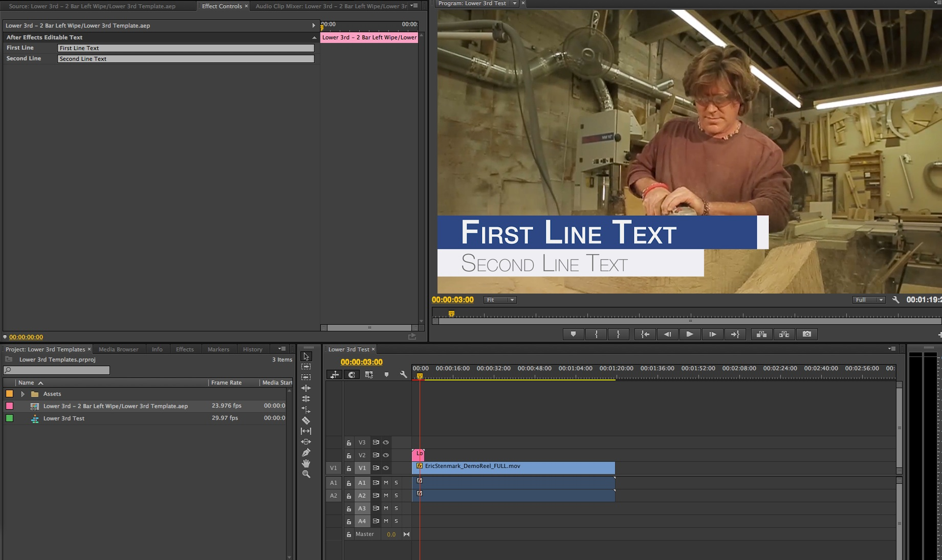 intro to after effects templates for premiere pro eric stenmark